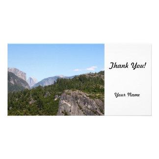 Yosemite Customized Photo Card