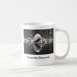 Yosemite Diamond Mug