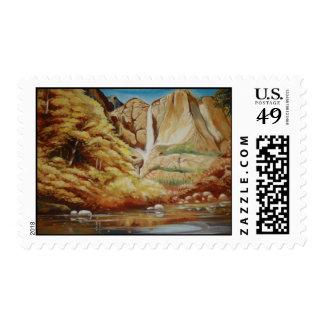 Yosemite Dome Postage