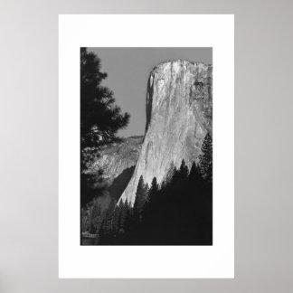 Yosemite: El Capitan Poster