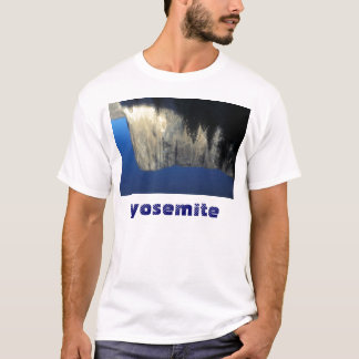 Yosemite El Capitan Reflection T-Shirt