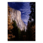 Yosemite, EL Capitan Tarjeton