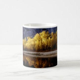 Yosemite Fall Colors Coffee Mug
