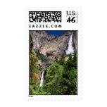 Yosemite Falls 2002 Stamp