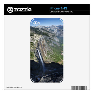 Yosemite Falls and Valley - Yosemite Decal For The iPhone 4
