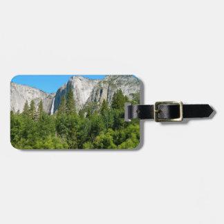 Yosemite Falls Bag Tag
