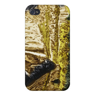 Yosemite Falls Case For iPhone 4