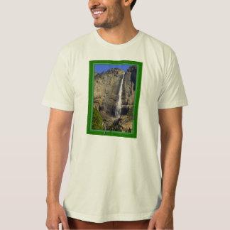 Yosemite Falls Framed T-Shirt