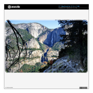 "Yosemite Falls from the Four Mile Trail - Yosemite Skins For 11"" MacBook Air"