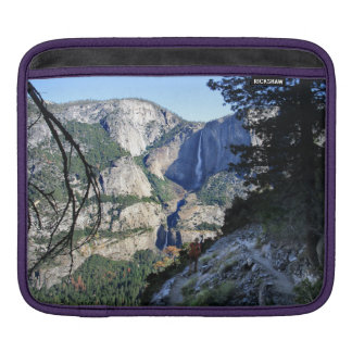 Yosemite Falls from the Four Mile Trail - Yosemite Sleeve For iPads