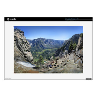 Yosemite Falls from the Lookout - Yosemite Skins For Laptops