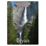 Yosemite Falls II from Yosemite National Park Clipboard
