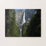 Yosemite Falls II from Yosemite National Park Jigsaw Puzzle