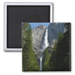 Yosemite Falls II from Yosemite National Park Magnet
