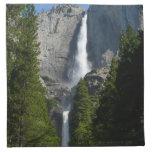 Yosemite Falls II from Yosemite National Park Napkin