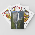 Yosemite Falls II from Yosemite National Park Playing Cards