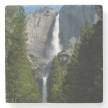 Yosemite Falls II from Yosemite National Park Stone Coaster