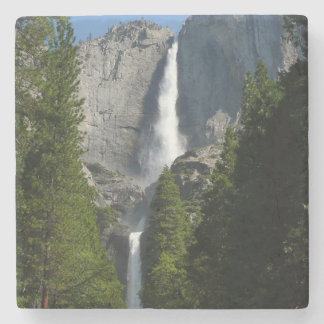 Yosemite Falls II from Yosemite National Park Stone Coaster