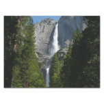 Yosemite Falls II from Yosemite National Park Tissue Paper