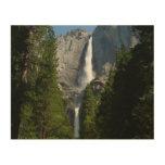 Yosemite Falls II from Yosemite National Park Wood Print