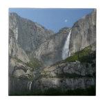 Yosemite Falls III from Yosemite National Park Ceramic Tile