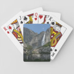 Yosemite Falls III from Yosemite National Park Playing Cards