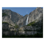 Yosemite Falls III from Yosemite National Park Poster
