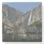 Yosemite Falls III from Yosemite National Park Stone Coaster