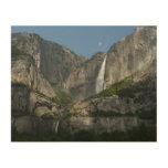 Yosemite Falls III from Yosemite National Park Wood Print
