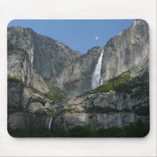 Yosemite Falls III Mousepad