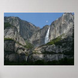 Yosemite Falls III Print print