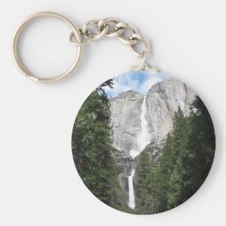 Yosemite Falls Keychain