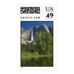 Yosemite Falls Postage