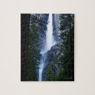 Yosemite Falls Puzzle