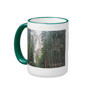 Yosemite Falls Ringer Mug