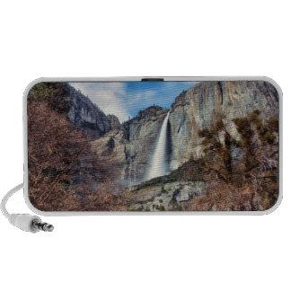 Yosemite Falls Laptop Speaker