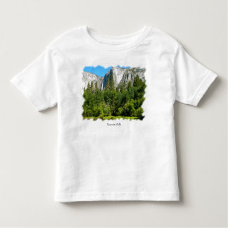 Yosemite Falls Toddler T-shirt