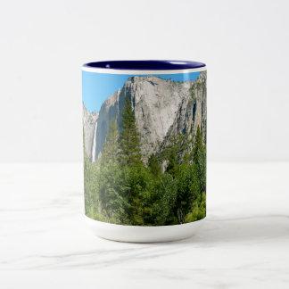 Yosemite Falls Two-Tone Coffee Mug