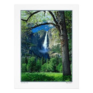Yosemite Falls - Yosemite National Park Photo Print