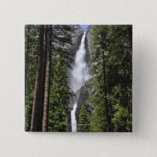 Yosemite Falls, Yosemite National Park Pinback Button