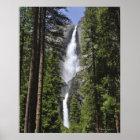Yosemite Falls, Yosemite National Park Poster