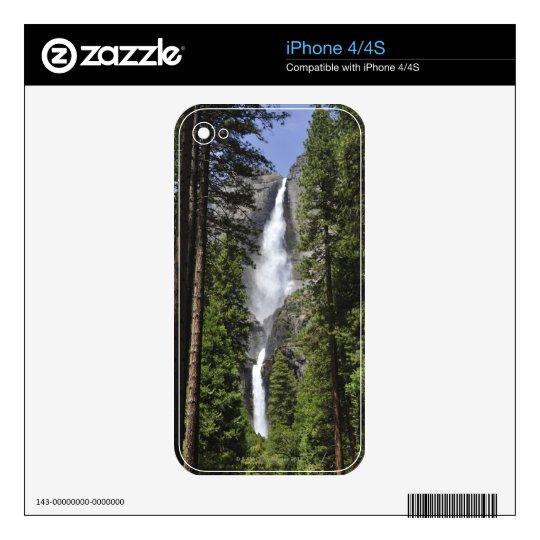 Yosemite Falls, Yosemite National Park Skins For iPhone 4