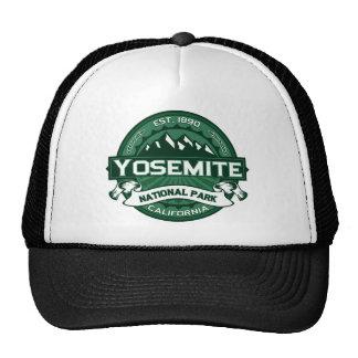 Yosemite Forest Trucker Hat