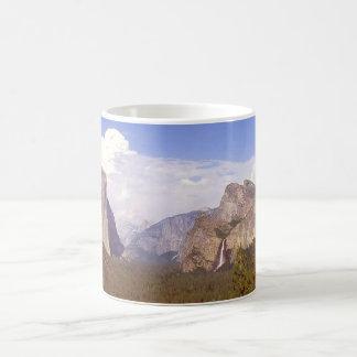 Yosemite from El Portal Classic White Coffee Mug