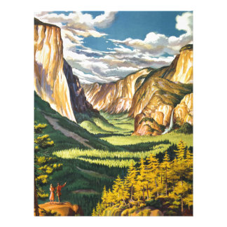 Yosemite Gifts Letterhead