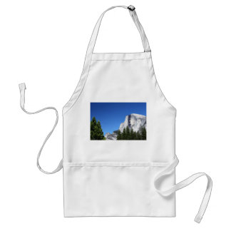 Yosemite Half Dome Adult Apron