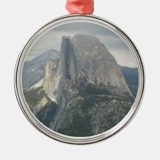 Yosemite Half Dome Deluxe Christmas Tree Ornament