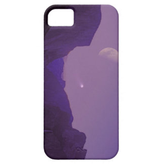 yosemite half dome hale bopp moon sunset iphone4 iPhone 5 cases