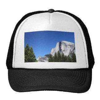 Yosemite Half Dome Mesh Hats