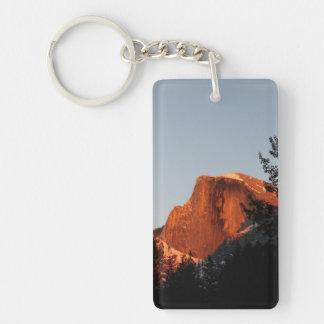 Yosemite Half Dome Keychain